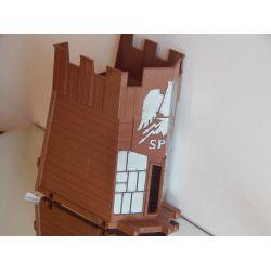 Tour D'Assaut Romaine A Compléter 4275 Playmobil