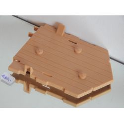 Plancher X1 De Tour D'Assaut Romaine 4275 Playmobil