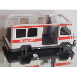 Ambulance 3925 A Compléter Playmobil