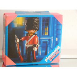 Rare Ce Garde Anglais De Sa Majesté Premier Modèle Etat Neuf Boite Scellée 4577 Playmobil
