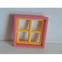 Fenêtre Et Encadrement X1 De Maison 5303 Playmobil