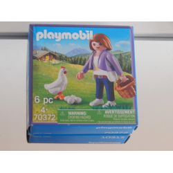 Coffret Neuf Milka 70372 Playmobil