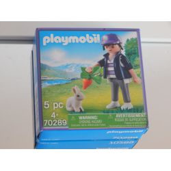 Coffret Neuf Milka 70289 Playmobil