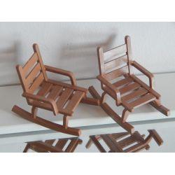 Rocking Chair Western X 2 Playmobil