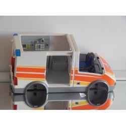 Ambulance A Compléter 5541 Playmobil