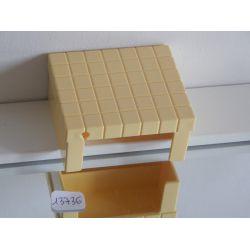 Abri Sans Robinet X1 De Clinique Vétérinaire 4344 4343 4346 Playmobil