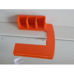 Intérieur De Remorque Du Cirque 3477 Playmobil