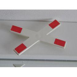 Croix X1 De Passage A Niveaux 4383 Playmobil