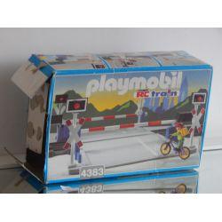 Boite Vide (Empty Box) Réf 4383 Un Côté Manquant Nothing Inside 4383 Playmobil