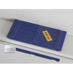Couvercle Du Coffre Du Coffret 4076 Playmobil