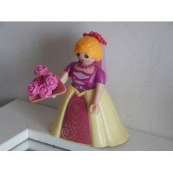 Belle Princesse Et Bouquet Playmobil