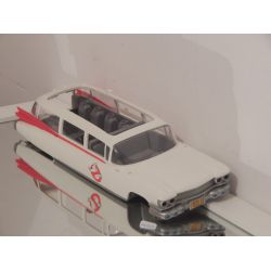 Véhicule D'Intervention Des Ghostsbusters Ecto-1 A Compléter 9220 Playmobil