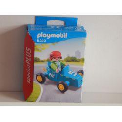 Coffret NEUF Enfant Avec Kart 5382 Playmobil