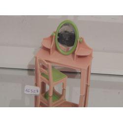 Coiffeuse Et Sa Chaise Série Tradition Playmobil