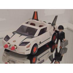 Voiture Des Top Agent Et Agent Secret Playmobil