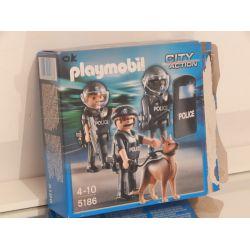 Boite Vide (Empty Box) Nothing Inside 5186 Playmobil