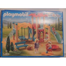 Boite Vide (Empty Box) Nothing Inside 9423 Playmobil