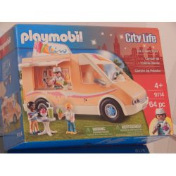 Boite Vide (Empty Box) Nothing Inside 9114 Playmobil