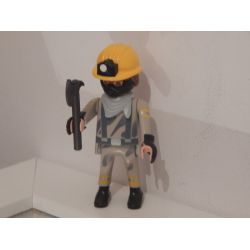 Superbe Mineur 9241 Série 12 Playmobil