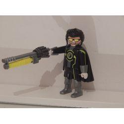 Méchant Des Mégamasters Robo Blaster Playmobil