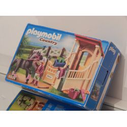 Boite Vide (Empty Box) Nothing Inside 6934 Playmobil
