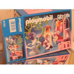 Boite Vide (Empty Box) Nothing Inside 6155 Playmobil
