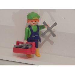 Chauffeur De La Dépanneuse 3438 Playmobil