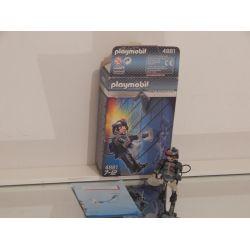 Agent Secret Top Agent Boite Et Notice OCCASION 4881 Playmobil