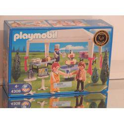 Invité Et Tente De Réception COFFRET NEUF DE 2008 4308 Playmobil