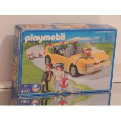 Rare Voiture Des Mariés Dans Son Coffret NEUF 4307 Playmobil