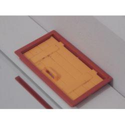 Porte A Nettoyer X1 De Ferme 3072 Playmobil