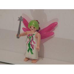 Belle Fée Et Baguette Magique Playmobil