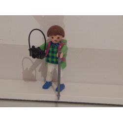 Papa Fait De La Randonnée Playmobil