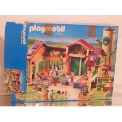 Boite Vide (Empty Box) Nothing Inside Trace De Scotch Marron Par Endroit 5119 Playmobil
