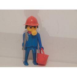 KLICKY - Pompier De 1976 Du Coffret 3403 Playmobil
