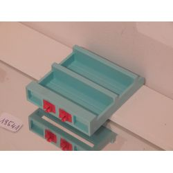 Etagère De Coffret Transportable Playmobil