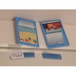 Z2 - Lavabo Et Miroir X1 De L'Hotel 5265 Playmobil