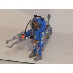 Superbe Astronaute 70160 Série 16 Playmobil