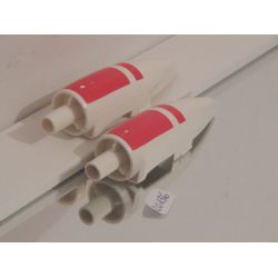 Flotteur Rayé X2 Pour Hydravion 5560 Playmobil