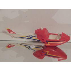 Hélicoptère A Compléter 4824 Playmobil