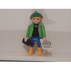 Employé Du Cargo 4472 Playmobil
