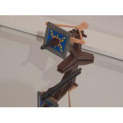 Arbalète Romaine Et Ses Deux Flèches Playmobil