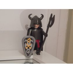 Superbe Guerrier Barbare Playmobil