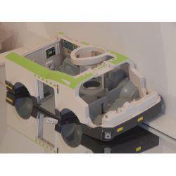 Camion De Mission Techno Caméléon A Compléter 6692 Playmobil