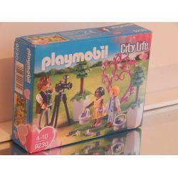 Enfants D'Honneur Et Photographe EN COFFRET NEUF 9230 Playmobil