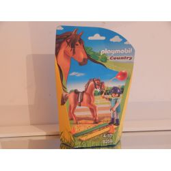 Ecuyère Avec Cheval EN COFFRET NEUF 9259 Playmobil