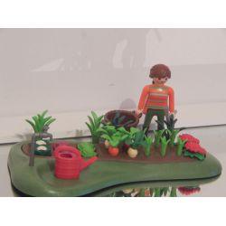 Le Potager Playmobil