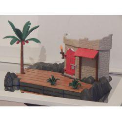 Repaire Des Pirates Vide A Garnir Playmobil