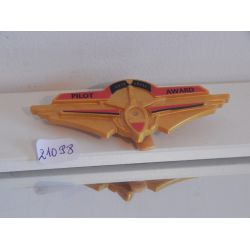 Badge D'Aviation Playmobil