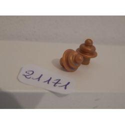 Finition X2 De Carrosse 4258 Playmobil